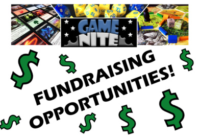 Fundraising With Game Nite