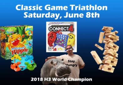 Classic Game Triathlon